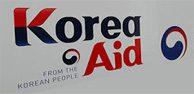 korean aid